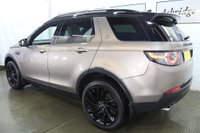 USED 2016 16 LAND ROVER DISCOVERY SPORT 2.0 TD4 HSE Black Auto 4WD (s/s) 5dr BLACK PACK!1 PRIVATE OWNER!
