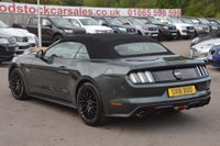 USED 2016 16 FORD MUSTANG 5.0 V8 GT 2dr RARE COLOUR*CUSTOM PACK