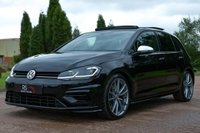 USED 2017 67 VOLKSWAGEN GOLF 2.0 TSI R DSG 4Motion (s/s) 5dr PAN ROOF+CAM.+LEATHER+DYNAUDIO