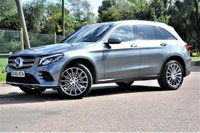 USED 2016 66 MERCEDES-BENZ GLC-CLASS 2.1 GLC250d AMG Line (Premium Plus) G-Tronic 4MATIC (s/s) 5dr FULLY LOADED+FULL MB HISTORY