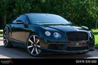 2014 BENTLEY CONTINENTAL 4.0 V8 GT S Auto 4WD 2dr £68990.00