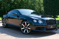USED 2014 Y BENTLEY CONTINENTAL 4.0 V8 GT S Auto 4WD 2dr NAV+CAMERA+TV+MULLINER SPEC.
