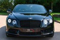 USED 2014 Y BENTLEY CONTINENTAL 4.0 V8 GT S Auto 4WD 2dr NAV+CAMERA+TV+MULLINER SPEC.