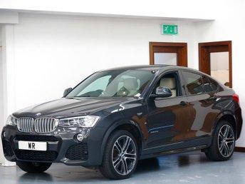 2016 BMW X4 3.0 30d M Sport Auto xDrive (s/s) 5dr £23995.00