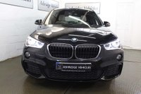 USED 2016 16 BMW X1 2.0 20d M Sport Auto xDrive (s/s) 5dr PANO ROOF! 1 OWNER! EURO 6!