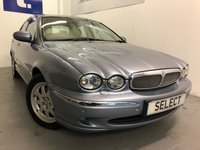 USED 2007 07 JAGUAR X-TYPE 2.1L SOVEREIGN D 4d 129 BHP Nice example in blue met with cream leather interior, and Sat Nav -108753 miles with service history and JULY 2020 MOT -genuine value part exchange to clear/trade car