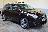 USED 2012 12 NISSAN QASHQAI 1.6 TEKNA IS DCI 4WDS/S 5d 130 BHP 2012 Nissan Qashqai 1.6DCI Tekna 4x4 finished in Metallic Nightshade with just 60k miles! Huge Spec, Rare 4x4!