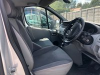 USED 2014 14 VAUXHALL VIVARO 2.0 2700 CDTI SPORTIVE TECSHIFT 1d AUTO 113 BHP