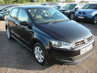 USED 2011 60 VOLKSWAGEN POLO 1.2 SE TDI 5d 74 BHP 1 Previous owner - Cheap road tax