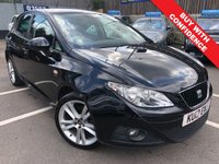 USED 2012 12 SEAT IBIZA 1.2 TSI SPORTRIDER 5d 103 BHP ONE PREVIOUS OWNER