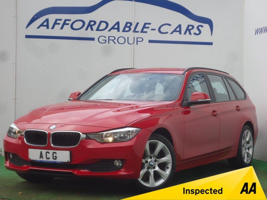 USED 2014 63 BMW 3 SERIES 2.0 320D SE TOURING 5d 181 BHP