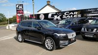 2016 VOLVO XC90 2.0 D5 INSCRIPTION AWD 5d AUTO 222 BHP £29999.00