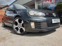 USED 2011 11 VOLKSWAGEN GOLF 2.0 GTI 3d 210 BHP