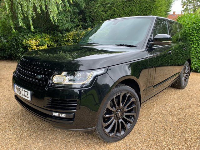 View our LAND ROVER RANGE ROVER VOGUE SE A