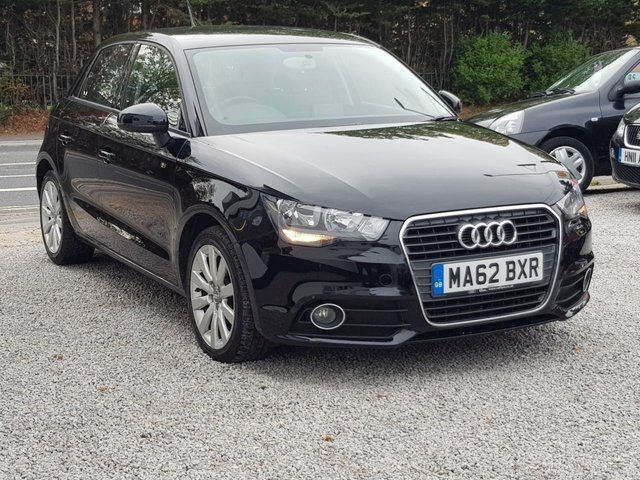 AUDI A1 at My First Car