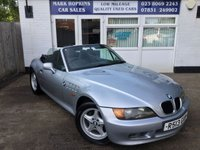 USED 1998 R BMW Z3 1.9 Z3 ROADSTER 2d 138 BHP