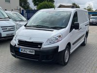 USED 2012 62 PEUGEOT EXPERT 1.6 HDI 1200 L2H1 Proace Van 2 Keys Security Locks Full Service History 1 Owner Low Mileage  Peugeot Expert 1.6 HDi 1200 L2H1 Proace Van 2 Keys Security Locks Full Service History Low Mileage One Owner 12 Months FREE AA Breakdown Cover