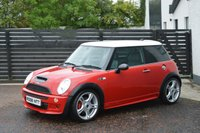 USED 2006 06 MINI HATCH COOPER 1.6 COOPER S FACTORY JCW 3d 210 BIG SPEC FACTORY JOHN COOPER WORKS R53 SUPERCHARGED