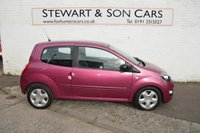 USED 2012 12 RENAULT TWINGO 1.1 DYNAMIQUE 3d 75 BHP