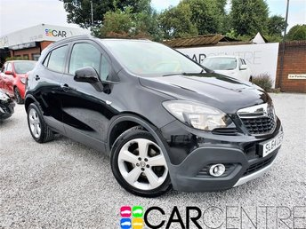 View our 2014 64 VAUXHALL MOKKA 1.6 EXCLUSIV S/S 5d 113 BHP