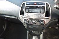 USED 2012 62 HYUNDAI I20 1.2 CLASSIC 5d 84 BHP
