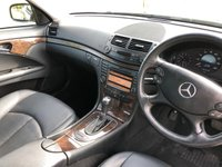 USED 2009 09 MERCEDES-BENZ E CLASS 3.0 E280 CDI EXECUTIVE SE AUTO 190 BHP 4DR SALOON 10 STAMPS+SAT NAV+LEATHER+