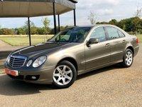 2009 MERCEDES-BENZ E CLASS 3.0 E280 CDI EXECUTIVE SE AUTO 190 BHP 4DR SALOON