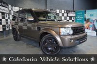 USED 2010 c LAND ROVER DISCOVERY 3.0 4 TDV6 XS 5d 245 BHP