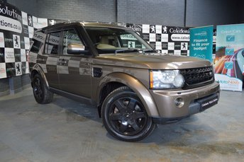 2010 LAND ROVER DISCOVERY 3.0 4 TDV6 XS 5d 245 BHP £13888.00