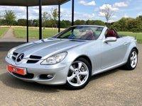2006 MERCEDES-BENZ SLK 3.5 SLK350 AUTO 269 BHP 2DR CONVERTIBLE £4095.00