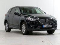 2016 MAZDA CX-5 2.2 D SE-L LUX NAV 5d 148 BHP £13998.00