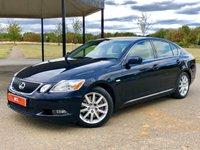 2007 LEXUS GS 3.0 300 SE AUTO 245 BHP 4DR SALOON £4350.00