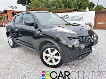 View our 2013 62 NISSAN JUKE 1.6 ACENTA 5d AUTO 117 BHP
