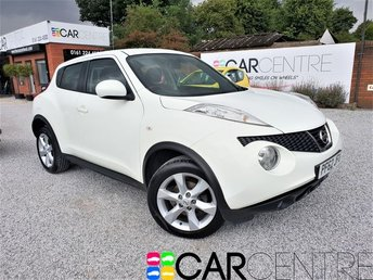 View our 2013 62 NISSAN JUKE 1.6 ACENTA 5d 117 BHP