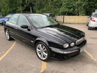 USED 2006 56 JAGUAR X-TYPE 2.2 SE 4d 152 BHP 12 MTHS MOT PX TO CLEAR DEALER PX TO CLEAR, LEATHER, NAV, AUG 2020 MOT