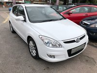 USED 2008 58 HYUNDAI I30 1.4 SE 5d 108 BHP GREAT VALUE HATCHBACK, AUX/IPOD PORT, ELECTRIC SUNROOF, SUPPLIED WITH A NEW MOT
