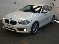 2015 BMW 1 SERIES 1.5 116D ED PLUS 3d 114 BHP £9990.00