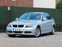 USED 2008 08 BMW 3 SERIES 2.0 320D ES 4d 161 BHP SERVICE HISTORY, LONG MOT