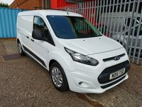 2015 FORD TRANSIT CONNECT 230 LWB TREND 5 SEAT CREW VAN 95 PS *AIR CON* £7995.00
