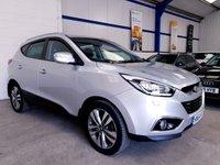 2014 HYUNDAI IX35 2.0 CRDI PREMIUM 5d 134 BHP £10000.00