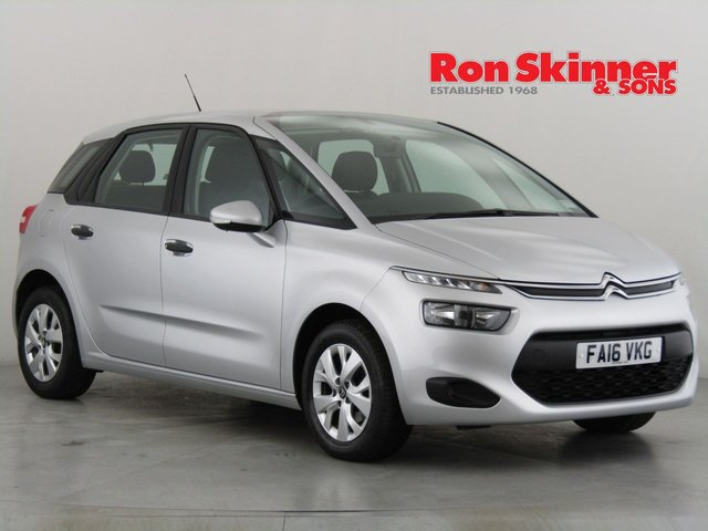 View our 2016 16 CITROEN C4 PICASSO 1.6 BLUEHDI VTR 5d 98 BHP