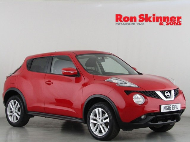 View our 2016 16 NISSAN JUKE 1.5 ACENTA DCI 5d 110 BHP