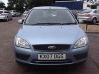 USED 2007 07 FORD FOCUS 1.6 LX 5d 100 BHP * FULL FORD SERVICE HISTORY, 2 OWNERS * FULL FORD SERVICE HISTORY, 2 OWNERS FROM NEW