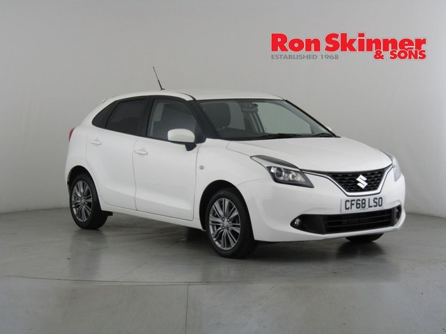 View our 2019 68 SUZUKI BALENO 1.0 SZ-T BOOSTERJET 5d 111 BHP