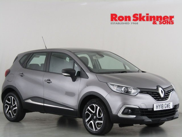 View our 2018 18 RENAULT CAPTUR 1.5 DYNAMIQUE NAV DCI 5d 90 BHP