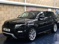 USED 2011 61 LAND ROVER RANGE ROVER EVOQUE 2.2 SD4 Dynamic SUV 5dr Diesel Automatic AWD (174 g/km, 190 bhp) +FULL SERVICE+WARRANTY+FINANCE