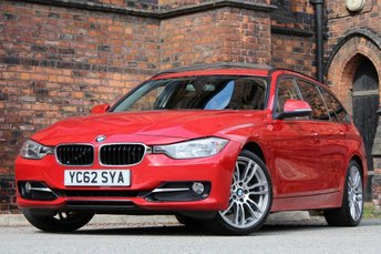 2012 BMW 3 SERIES 2.0 320d Sport Touring (s/s) 5dr £7977.00