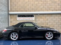 USED 2004 04 PORSCHE 911 3.6 996 Carrera 4S Cabriolet 2dr Petrol Tiptronic S AWD (299 g/km, 315 bhp) +FULL SERVICE+WARRANTY+FINANCE
