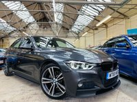 USED 2016 16 BMW 3 SERIES 2.0 330e 7.6kWh M Sport Auto (s/s) 4dr PERFORMANCE-PACK+19S+1OWNER
