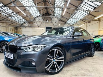 2016 BMW 3 SERIES 2.0 330e 7.6kWh M Sport Auto (s/s) 4dr £20991.00